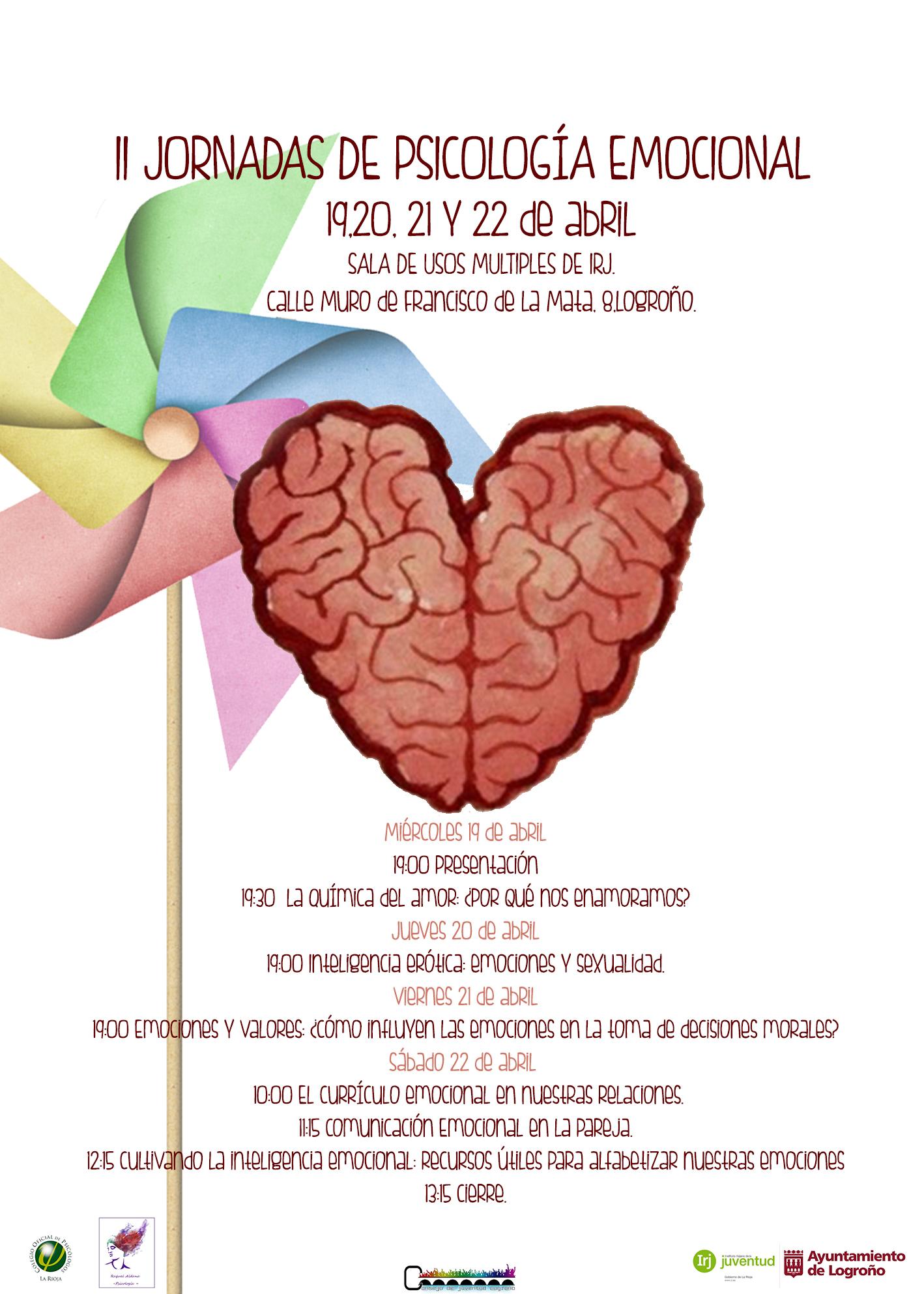 Jornadas de Psicología Emocional